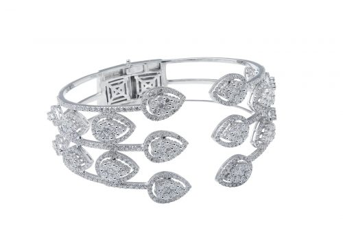 compressed diamond cuff